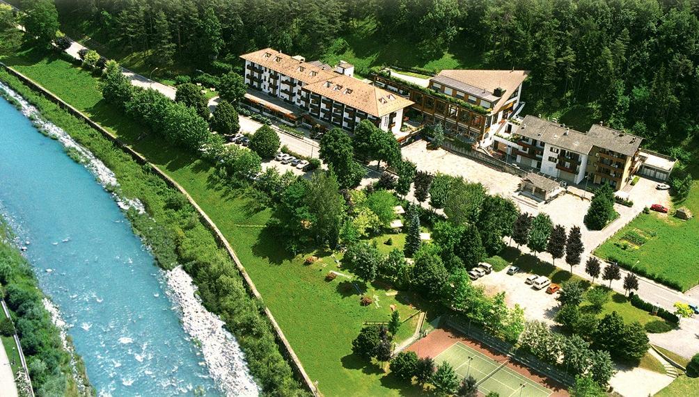 Hotel Comano Cattoni Holiday