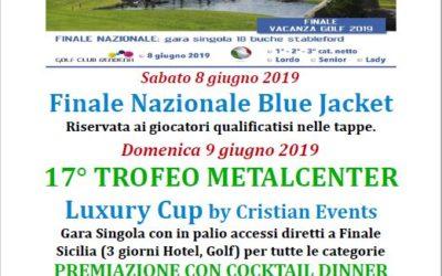 8 Giugno 2019 – Finale Nazionale Blue Jacket