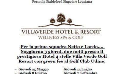 GARA DEL GIOVEDI' – ROAD TO VILLAVERDE GOLF RESORT by CASSA RURALE VAL RENDENA