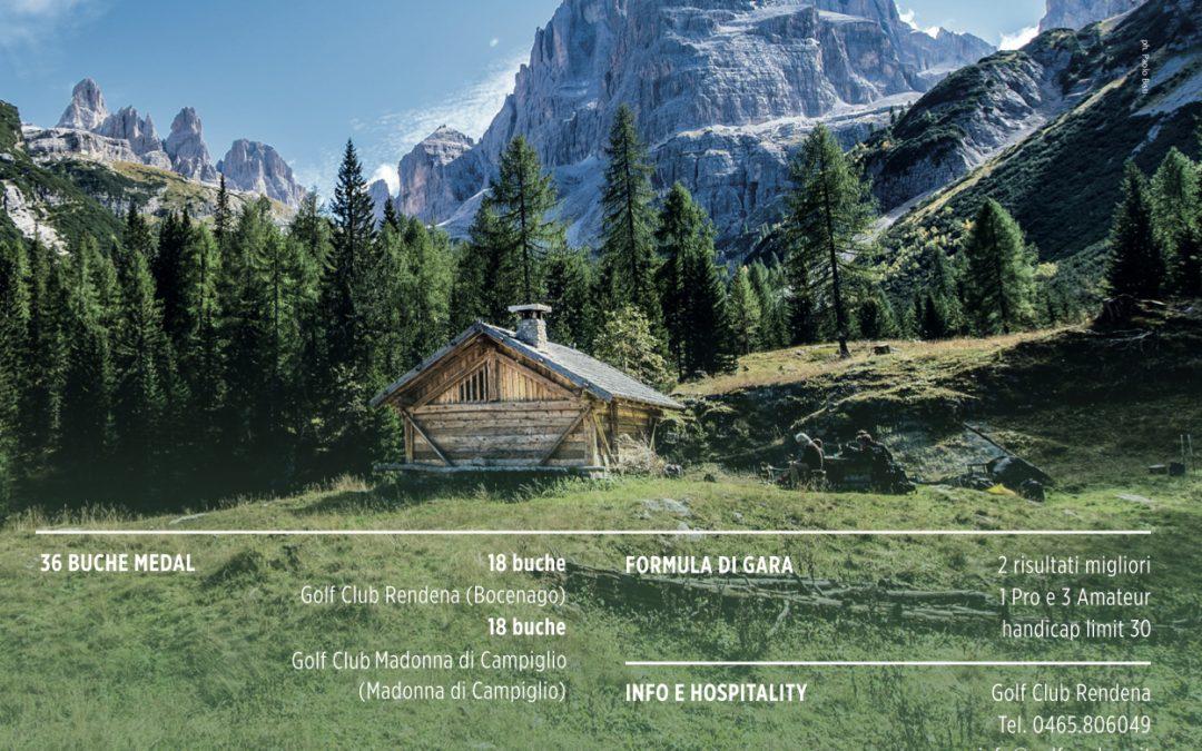 27 – 28 LUGLIO – COLMAR PRO AM delle Dolomiti di Brenta