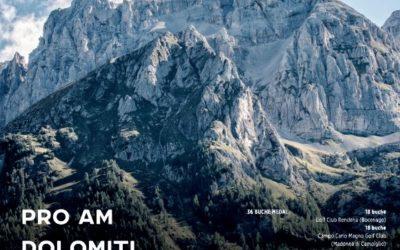 24 – 25 LUGLIO – COLMAR PRO AM delle Dolomiti di Brenta