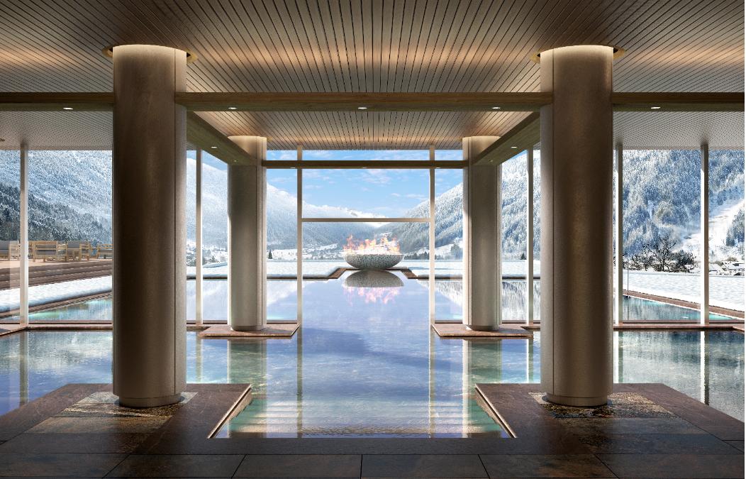 Apertura Lefay Resort & SPA Dolomiti – 1 agosto 2019