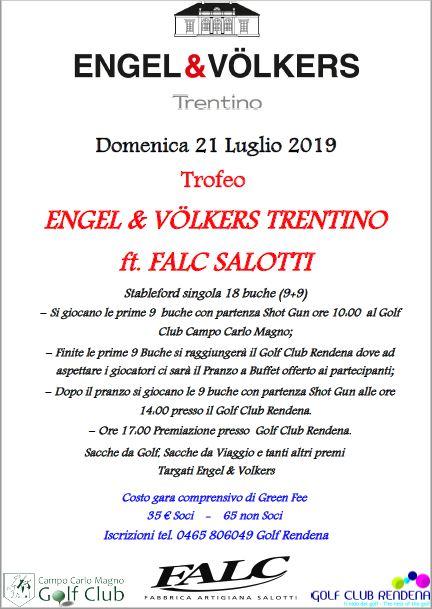 Falc Salotti Trento.Trofeo Falc Salotti E Picchio Verde Arredamenti 2019 Golf