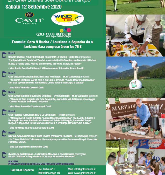 STARS ON GREEN by WINDTEX -Trofeo Cavit – Sabato 12 Settembre 2020